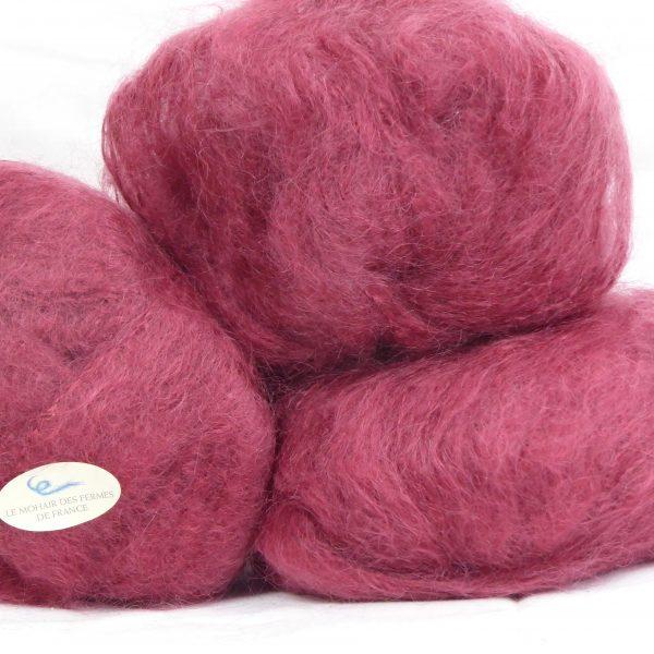 fil a tricoter mohair et soi